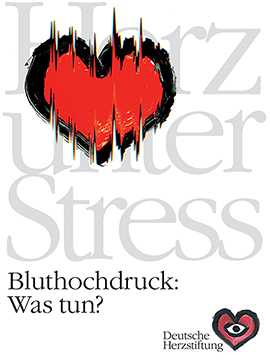 Cover Bluthochdruck Ratgeber