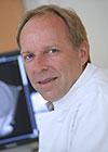 Prof. Dr. med. Michael Forsting, Leiter des Instituts für Diagnostische und Interventionelle Radiologie und Neuroradiologie des Universitätsklinikums Essen