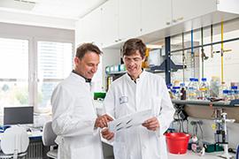 Immun- und Krebsforschung am CCI Freiburg