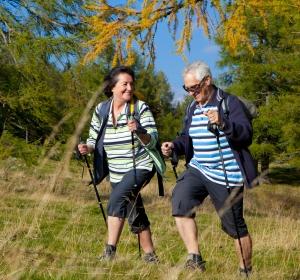 Körperliche Aktivität plus medikamentöse Therapie lindert COPD-Symptome