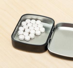 Zusätzlicher entzündungshemmender Effekt von Aspirin