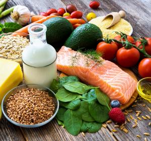 Vitamin-Mangel im Alter