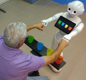 Roboter als Rehabilitationshelfer