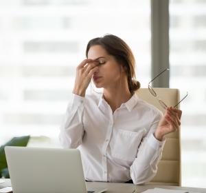 Dauer-Stress gefährdet Hormongleichgewicht – Erholung oft langwierig