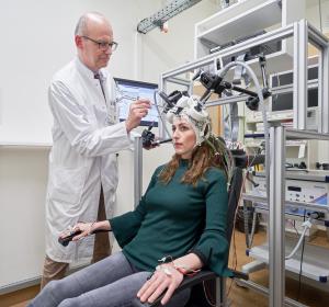 Zehn Millionen Euro zur Entwicklung neuartiger therapeutischer Hirnstimulation
