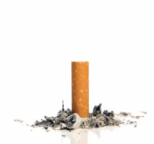 Rauchstopp: Keine gesundheitlichen Nachteile durch Gewichtszunahme