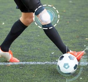 Kniegelenkverletzungen im Profifußball