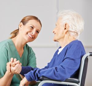 Schutz vor Burnout: Persönlichkeitstraining für Pflegekräfte