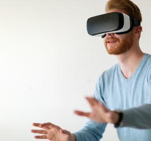 Kletter-Sport: Virtuelle Realität soll Akrophobie lindern