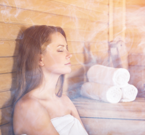 Hypotonie: Saunabesuche vertretbar
