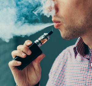 E-Zigaretten: Lungenexperten warnen vor dem Dampfen