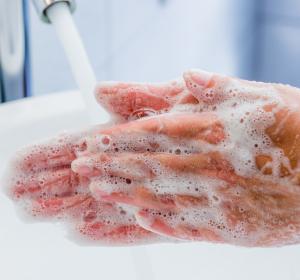 Einsatz von Desinfektionsmitteln bei SARS-CoV-2