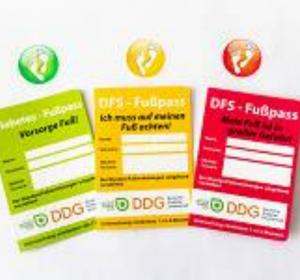 """Diabetisches Fußsyndrom: """"Fuß-Pass"""" soll unnötige Amputationen vermeiden"""