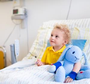 Morbus Gaucher: Testung von Kindern bei Hepatosplenomegalie, Blutbild- oder Knochenveränderungen