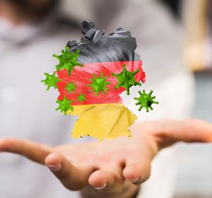 Mehr als eine Million Corona-Infektionen in Deutschland