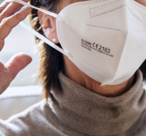 """Krankenhaushygieniker: """"FFP2-Masken im privaten Bereich nicht empfehlenswert"""""""