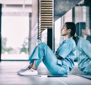 Personal im Gesundheitswesen vor Burnout