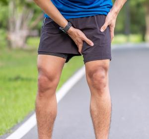 Sportlerleiste: Symptome – Therapie – Nachbehandlung