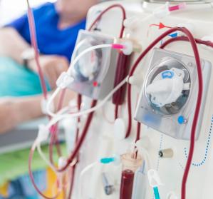 Linksventrikelhypertrophie bei Dialysepatienten: Medikamentöse Therapiemöglichkeit