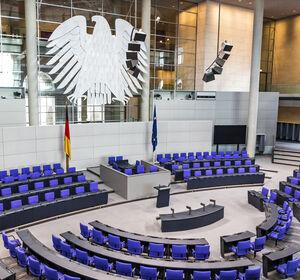 Corona-Regeln für den Bundestag verlängert