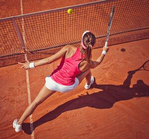Verletzungen bei Nachwuchs-Tennisspielenden