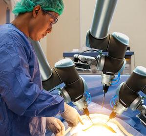 CMR-Robotersystem: Die weltweit ersten Operationen durchgeführt