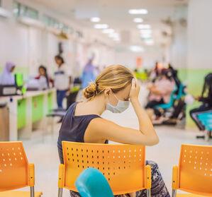 COVID-19-Pandemie: Stress und Sorge bei Schmerzpatienten