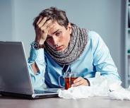 Ausruhen statt weiterarbeiten: Krankheit nicht als Schwäche sehen