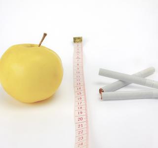 Rauchstopp lohnt sich – trotz zusätzlicher Kilos auf der Waage