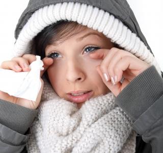 Tipps vom Augenarzt für die kalte Jahreszeit