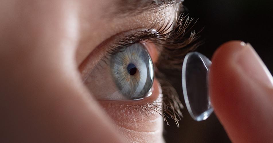 Kontaktlinsen Uv Schutz