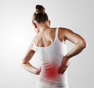 Wenn Stress den Rücken krank macht: Rückenschmerzen – eine Volkskrankheit