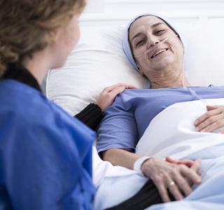 Plädoyer für mehr Schmerzexperten in der Pflege - Ängste nehmen