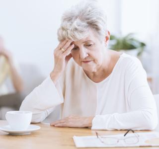Umfrage: Bundesbürger unterschätzen Depressionen bei älteren Menschen