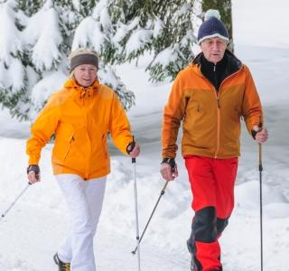So kommen Senioren gut durch den Winter