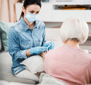 Ärztepräsident warnt: Arztpraxen in Corona-Zeiten nicht meiden