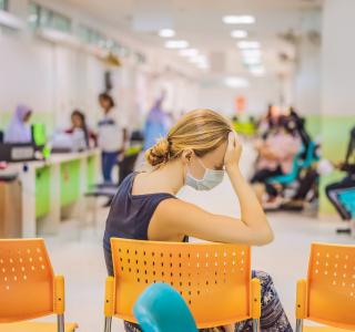 Notfall bis Vorsorge: Arztbesuche in der Corona-Krise