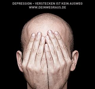 Depression – verstecken ist kein Ausweg