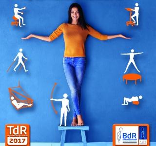 Balance halten – Rücken stärken!