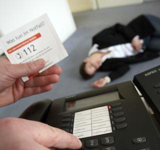 EU-Notruf 112: Unwissen noch weit verbreitet