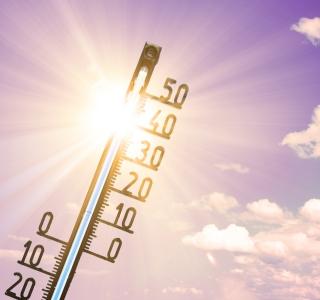 Mehr als heiße Luft - Bei Sommerhitze die Ozonwerte im Auge behalten