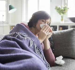 Grippeviren im Anmarsch - Tipps zum Schutz vor Ansteckung